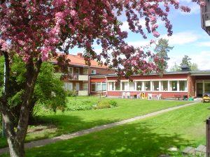 Tersen -kollektivboende och Söderbaumska skolan