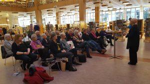 Falu Stadsbibliotek Anna Hallberg