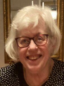 Birgitta Sandström, fil dr och författare